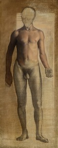 Estudio de desnudo masculino
