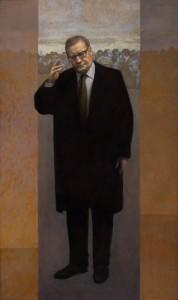 Retrato de Salvador Allende